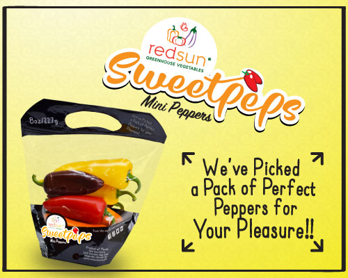 Put Some Pep in Your Step with Sweetpeps!