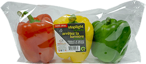 Stop Light Sweet Bell Peppers